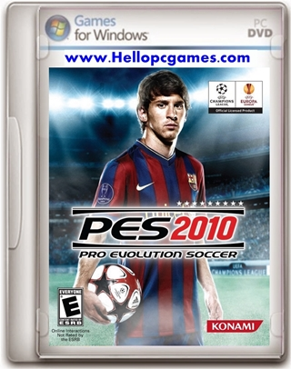 Pro Evolution Soccer 2010 Game