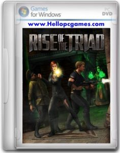 Rise Of The Triad Game