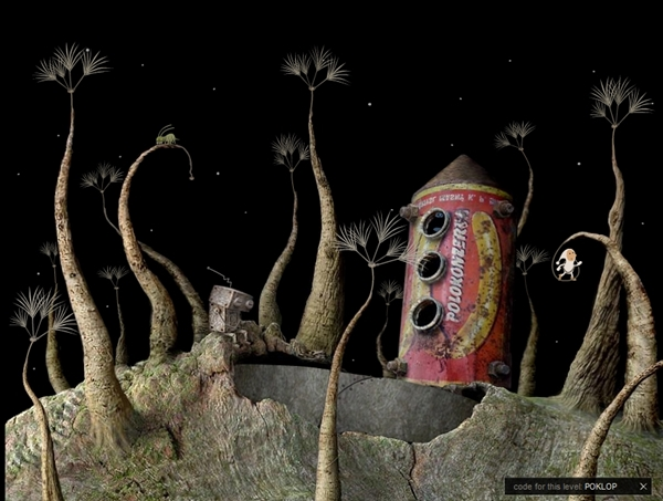 Samorost 2 Game Picture 2