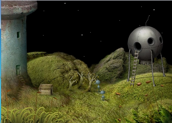 Samorost 2 Game Picture