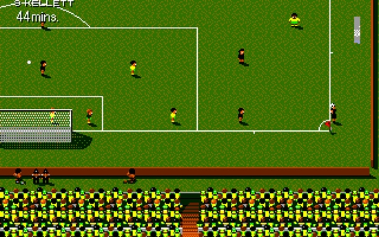 Sensible World Of Soccer 96-97 Game Picture 2