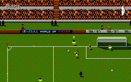 Sensible World Of Soccer 96-97 Game Picture 3