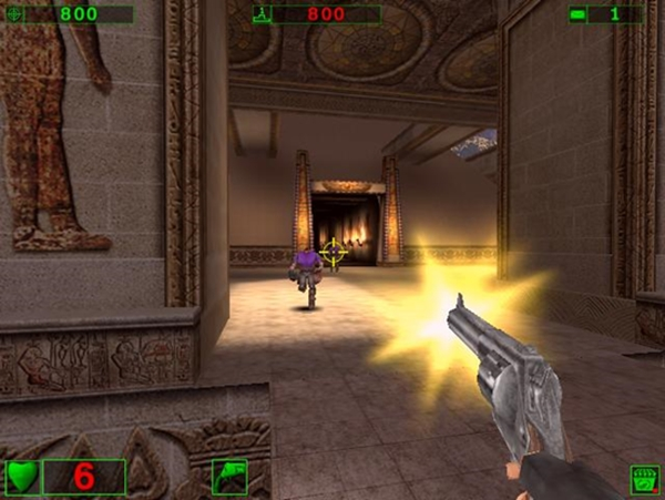 Serious Sam The First Encounter Game Picture