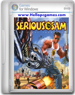 Serious Sam The First Encounter Game