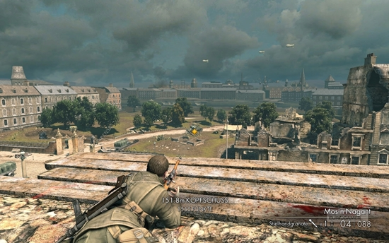 Sniper Elite Game picture 2