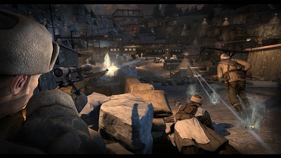 Sniper Elite Game picture