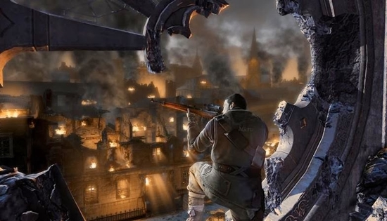 Sniper Elite v2 Game Picture 2