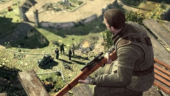 Sniper Elite v2 Game Picture 3