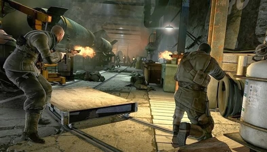Sniper Elite v2 Game Picture