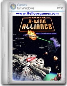 Star Wars X Wing Alliance Game