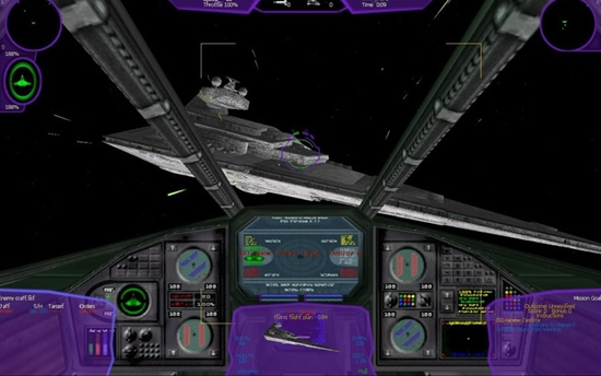 Star Wars X Wing Alliance Game Picture 3