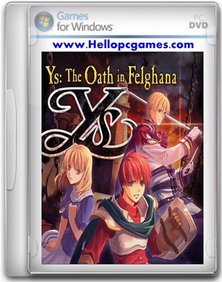 YS The Oath In Felghana Game