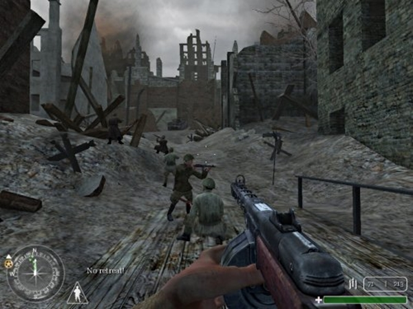 Call Of Duty 1 Game Picture