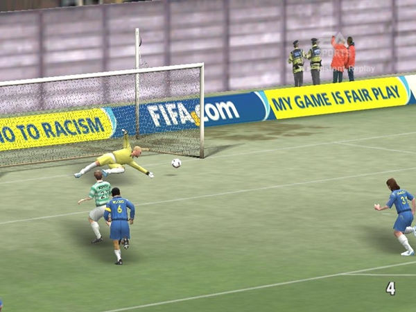 FIFA 08 Game Picture 3