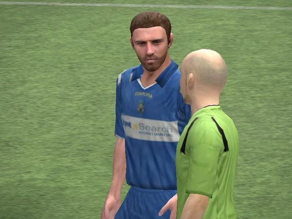 FIFA 08 Game Picture 4