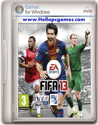 ea fifa 13 game for pc free