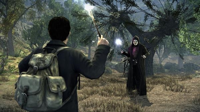 Harry Potter And The Deathly Hallows Part 1 Game Picture