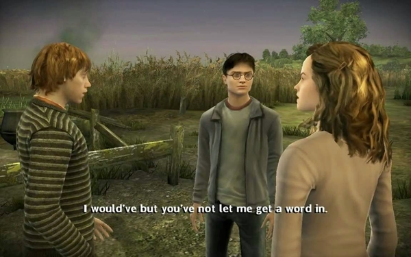 Harry Potter And The Half Blood Prince Game Picture 2