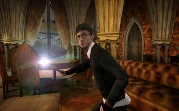 Harry Potter And The Half Blood Prince Game Picture 3