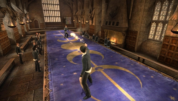 Harry Potter And The Half Blood Prince Game Picture