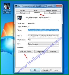 How To Install Harry Potter And The Half Blood Prince PC Game With keygen