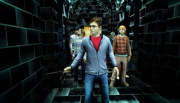 Harry Potter And The Order Of The Phoenix Game Picture 2