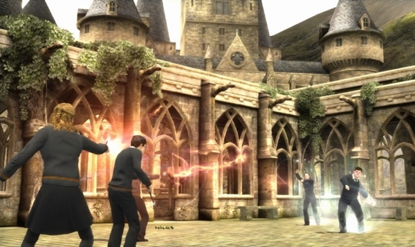 Harry Potter And The Order Of The Phoenix Game Picture 3