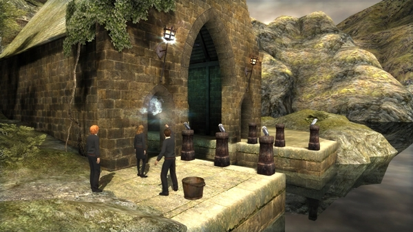 Harry Potter And The Order Of The Phoenix Game Picture