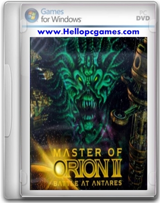 Master Of Orion 1-2 Game