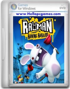 Rayman Raving Rabbids Game