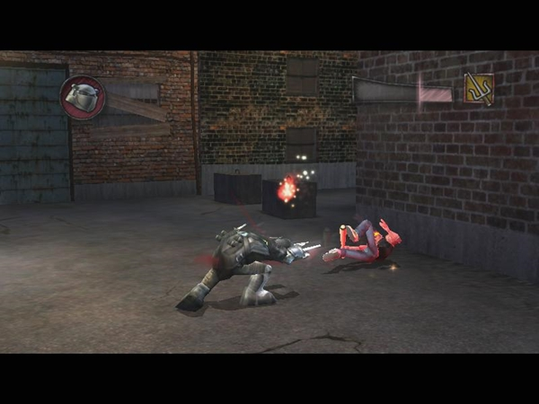 TMNT 2007 Game Picture 4