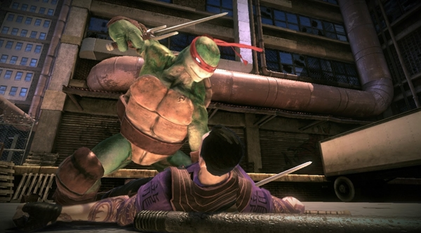 Teenage Mutant Ninja Turtles Out Of The Shadows Game picture 3