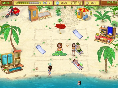 Beach Party Craze Game Picture 2