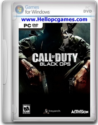 Call Of Duty Black Ops 1 Game