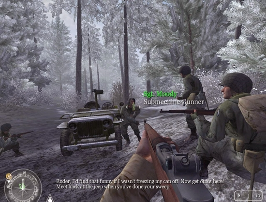 Call Of Duty United Offensive Expansion Game Picture 2