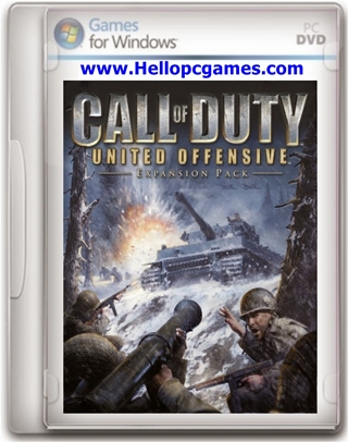 Call Of Duty United Offensive Expansion Game