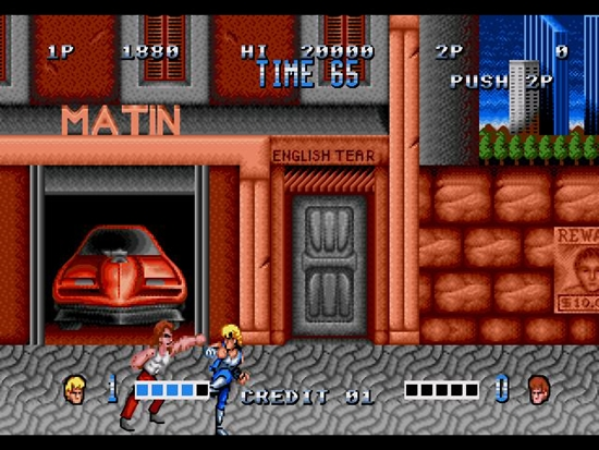 double dragon game download free