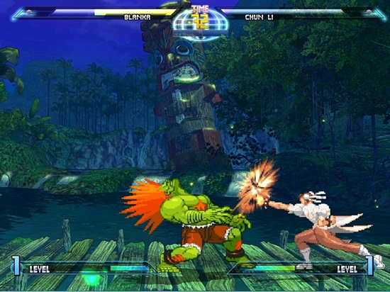 Dragon Ball vs Street Fighter 3 MUGEN Game picture 3