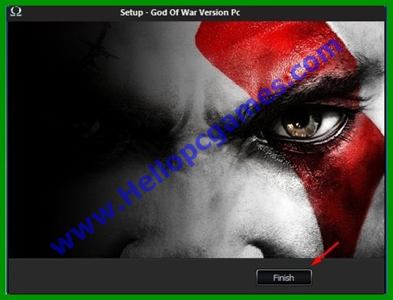 God of war 1 Game Installation steps 12