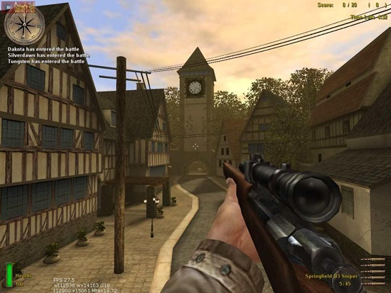 Medal Of Honor Allied Assault Game Picture