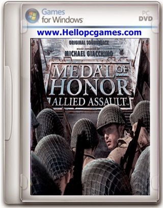 Medal Of Honor Allied Assault Game