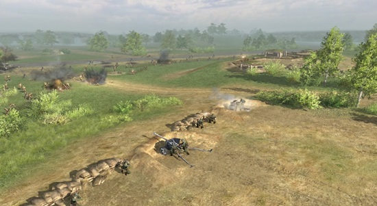 Men of War Condemned Heroes Game picture 2