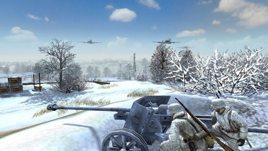 Men of War Condemned Heroes Game picture
