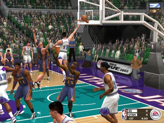 NBA Live 2003 Game Picture 3