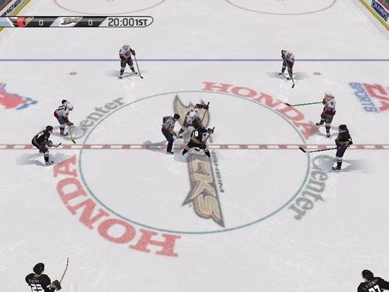 NHL 08 Game Picture 2
