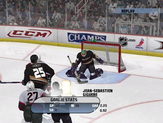 NHL 08 Game Picture 3