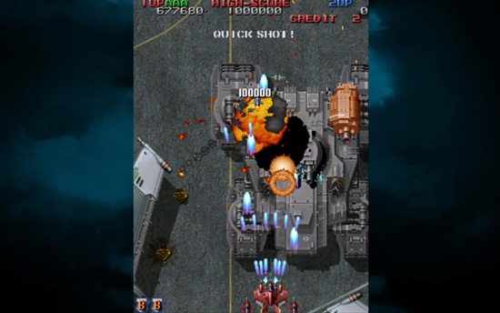 Raiden Legacy Game Picture 3