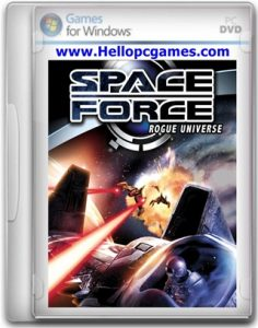 Spaceforce Rogue Universe Game
