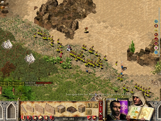 stronghold crusader extreme free  pc