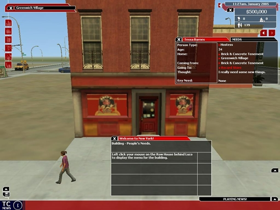 Tycoon City New York Game Picture 2